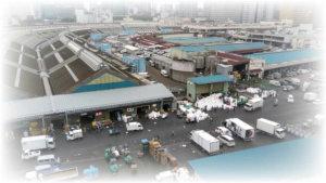 築地場内市場は移転完了! 残される《築地場外》は元気です!