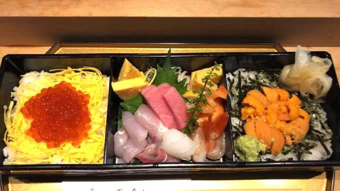 豊洲市場の贅沢ランチ【特選豪華ちらし】を「市場寿司」さんで!他メニューも紹介