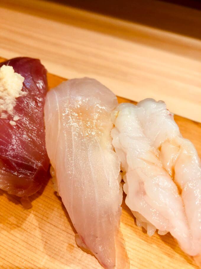 豊洲市場朝ごはん!握り寿司・海鮮重が安い!「すし処おかめ」さんのモーニングサービス