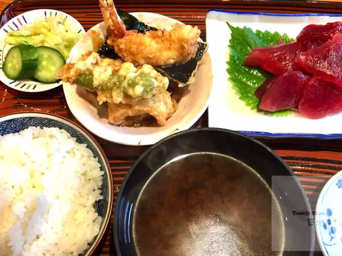 【豊洲市場飲食店街】寿司以外!ランチ全リスト「朝ごはん・食べ歩きに!」TOYOSU MARKET,not sushi