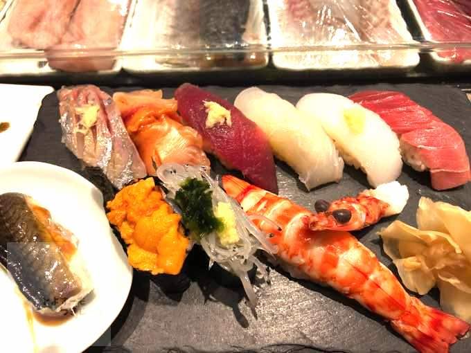 【豊洲市場ランチレポート】「貝の刺身」が安い!『龍寿司toyosu ryu sushi』おすすめの穴場店 by元仲買人