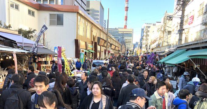 【Tokyo Fish Market tour】Toyosu/Tsukiji former Tsukiji broker will guide you.